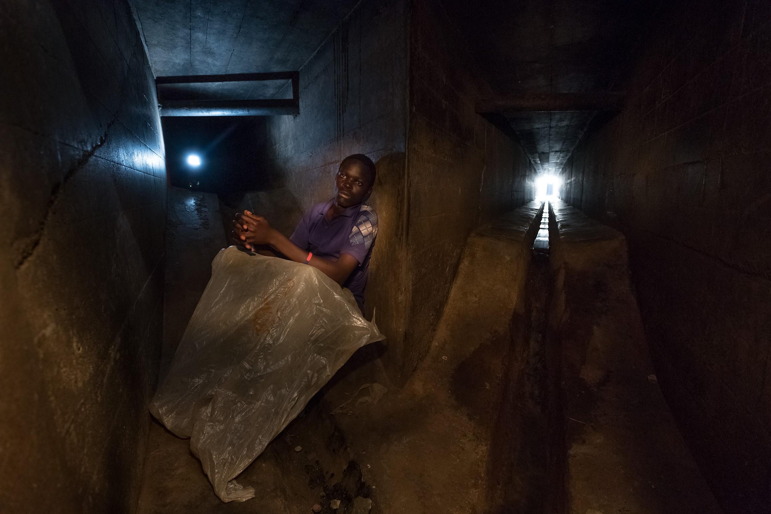 Strassenkinder in Kenia